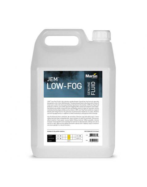 Liquide machine à fumée lourde JEM LOW-GOF