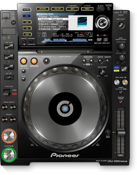 Location platine CDJ-2000 nexus Pioneer