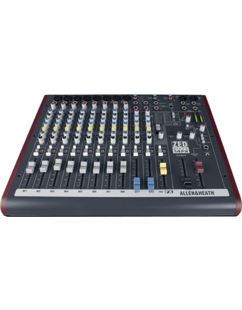 Location console mixage ZED60-14FX de Allen & Heath