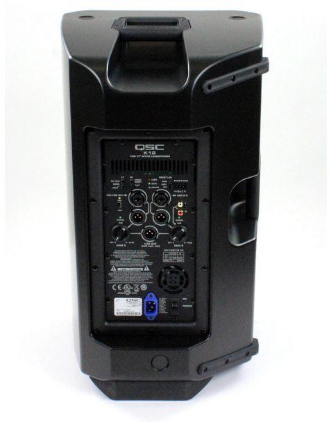 Enceinte amplifiée K12 de QSC en location.