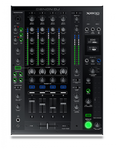 Location table de mixage X1800 Prime Denon DJ