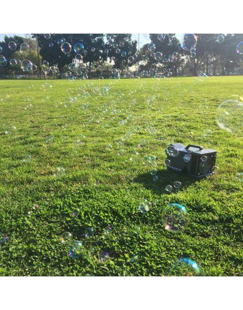 Location machine à bulles Bubbletron Go