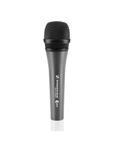 Location microphone pour parole et chant e835 Sennheiser