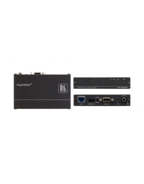 Location récepteur vidéo HDMI/RJ45 Kramer TP−580R