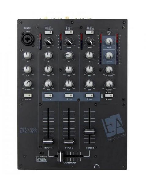 Location NSX 1500 Executive Audio
