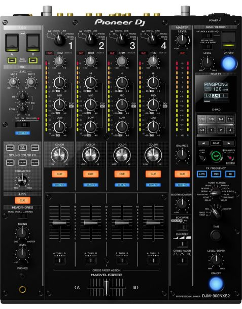 Location platine DJM900 nexus 2 Pioneer