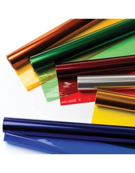Vente gélatine couleurs pour projecteur
