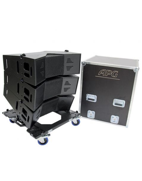 Location enceinte line array UL210