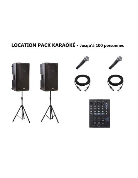 Location matériel de son pour karaoké à Lyon