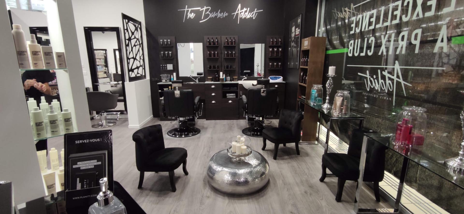 Salon de coiffure Addict Paris à Mâcon