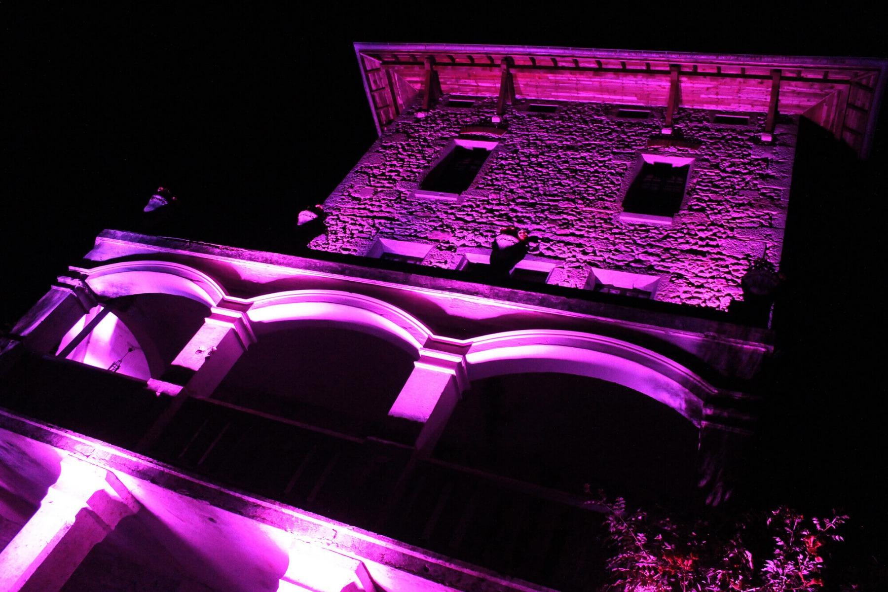 Prestataire technique sur Lyon pour mise en lumière